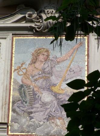 โอเดสซา, ยูเครน: fresque