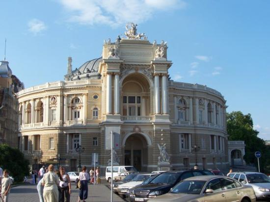 Odessa National Academic Opera and Ballet Theater: Odessa opera