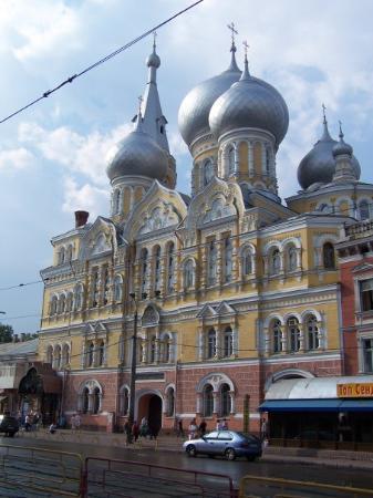 โอเดสซา, ยูเครน: monastère