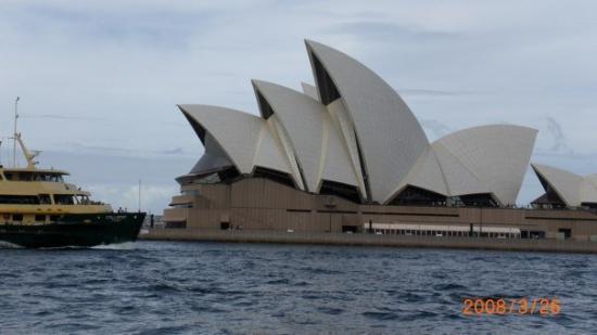 Sydney Opera House: CIMG0502.JPG