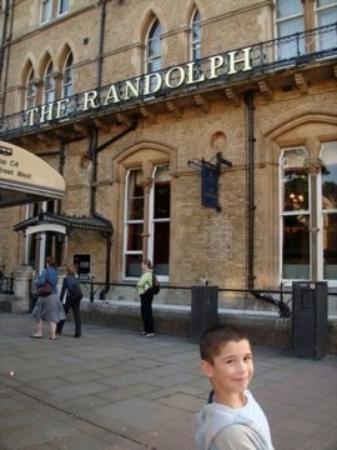 Macdonald Randolph Hotel: Oxford, The Randolph Hotel