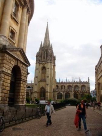 University Church of St. Mary the Virgin: St. Mary's Church