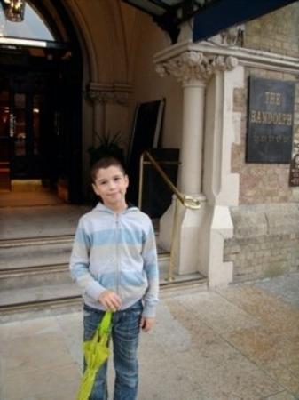 Macdonald Randolph Hotel: Oxford