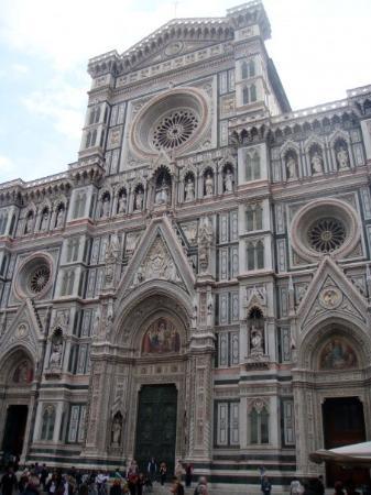 มหาวิหารศานตามาเรีย เดลฟิโอเร: Basilica Santa Maria del Fiore