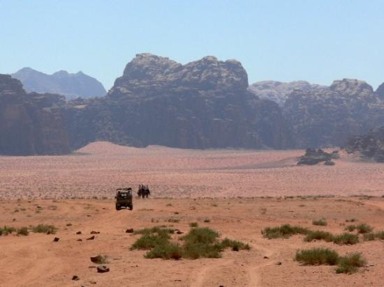 Wadi Rum - Laurence of Arabia country