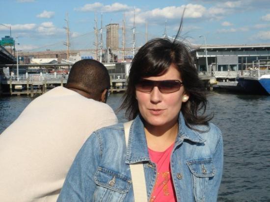 Gotham Walking Tours of New York City: PEDASO..BLACK ;)