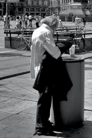 มิลาน, อิตาลี: Dias Dificeis...Capital da Moda Milão