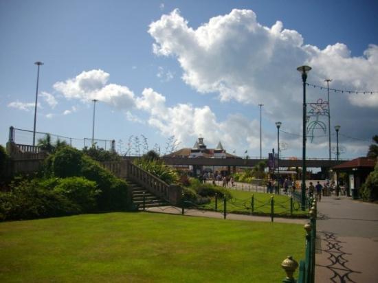Bournemouth (เมืองโบร์นมุธ), UK: Bournemouth garden