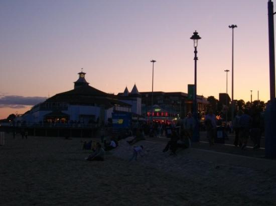 Bournemouth (เมืองโบร์นมุธ), UK: Bournemouth Pier