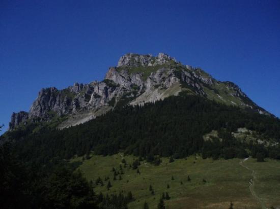 Terchova, สโลวะเกีย: Velky Rozsutec (1609.7 m n m)