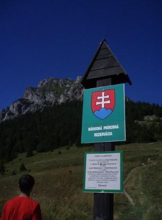 Terchova, สโลวะเกีย: National Park,  Mala Fatra, Slovakia