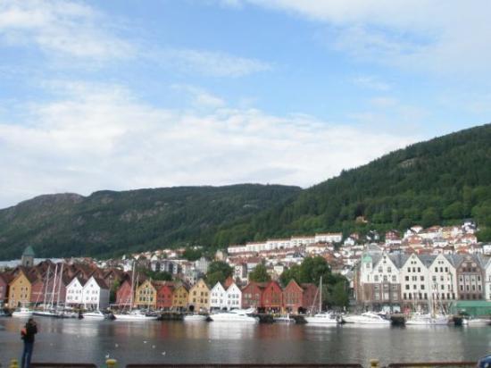 แบร์เกน, นอร์เวย์: *Sunny* Bergen