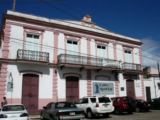 Arecibo, Puerto Rico: Antiguo Palacio del Marques de las Claras.