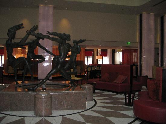 Level III: From the lobby