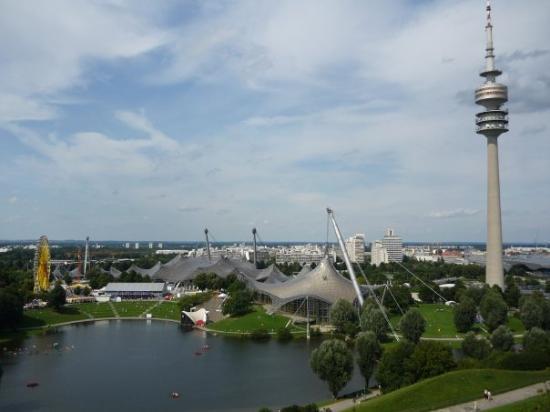 โอลิมเปียปาร์ค: Olympiapark
