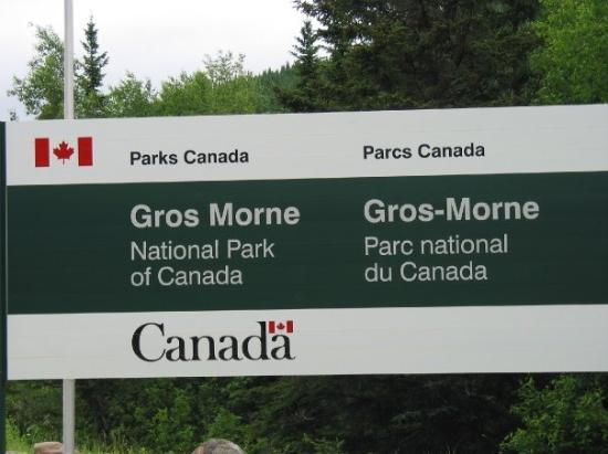 Gros Morne National Park, แคนาดา: One of our favourite places on earth (Jul 05)!
