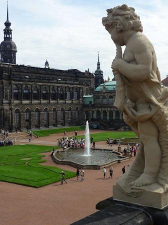 Royal Palace (Residenzschloss): Dresden (05.09.2008)