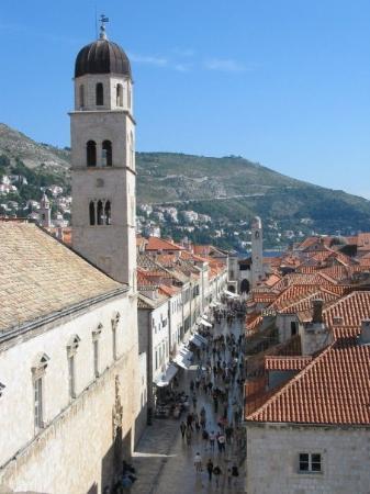 ดูบรอฟนิก, โครเอเชีย: Dubrovnik, Croatia was one of Sherry's favourites (Oct 15 06).