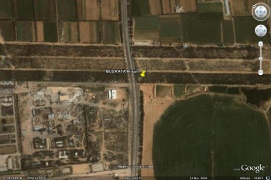 Misratah, Libia: Sattelite موقع مصراطة