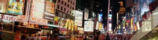 จตุรัสไทม์ส: Time Square Panorama