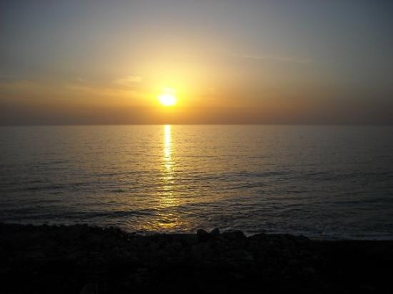 ปาฟอส, ไซปรัส: One of my sunsets