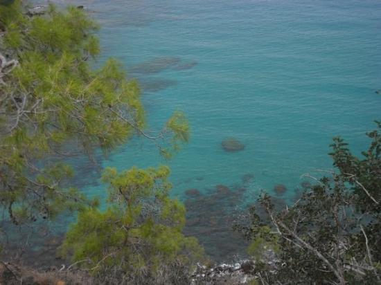 ปาฟอส, ไซปรัส: The azure