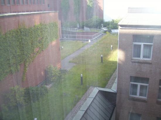 Hotel Berliner Hof: this pic taken from ma room's window in hotel