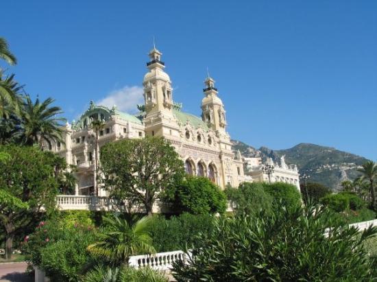 มอนติคาร์โล, โมนาโก: Monte Carlo, Monaco (Oct 06).