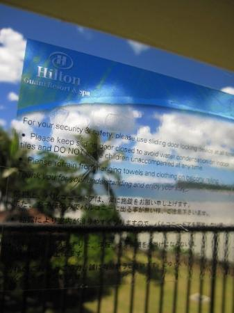 ทูมอน, หมู่เกาะมาเรียนา: Hilton Guam Resort & Spa 202 Hilton Road, Tumon Bay, Guam 96913