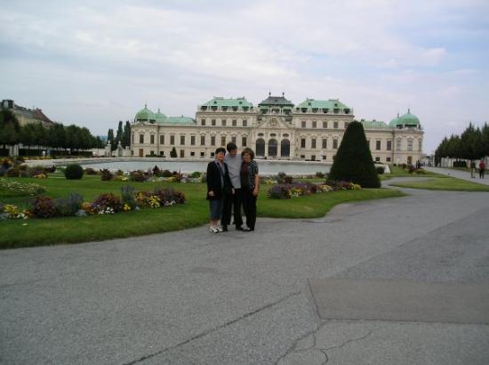 Belvedere Palace Museum: Viedeň
