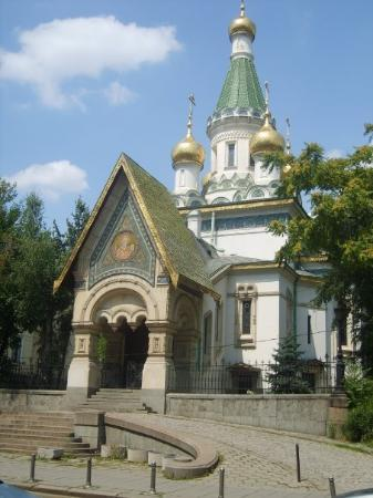 โซเฟีย, บัลแกเรีย: Russian Church St Nikolai