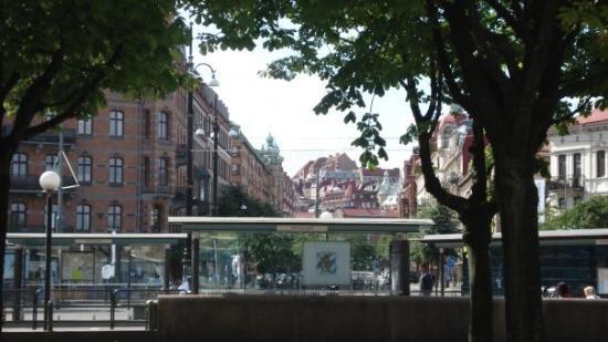 โกเธนเบิร์ก, สวีเดน: puno malih zanimljivosti naokolo :)