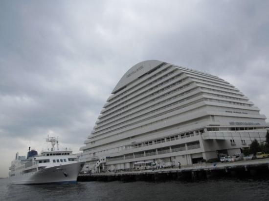 โรงแรมโกเบ เมริเคน พาร์ค โอเรียนทอล: Oriental Hotel Kobe