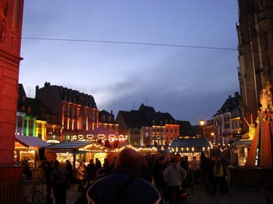 มัลเฮาส์, ฝรั่งเศส: une sortie entre filles - mulhouse novembre 08