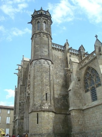 ‪Basilica of Saint-Nazaire‬