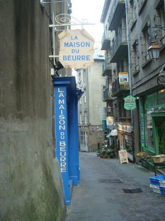 แซงต์มาโล, ฝรั่งเศส: Promenade dans les rues de Saint-Malo