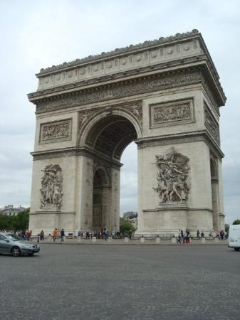 ประตูชัย: L'Arc de Triomphe