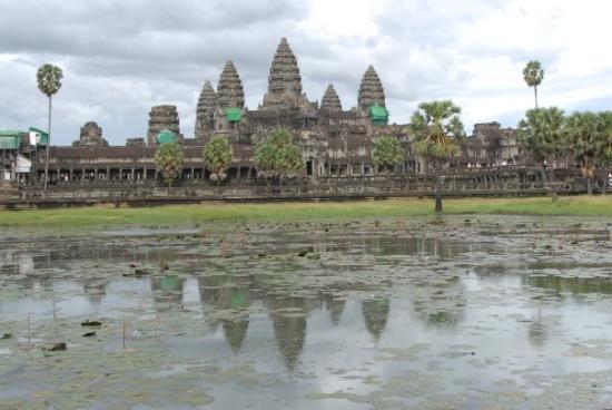 พนมเปญ, กัมพูชา: magnificant legacy