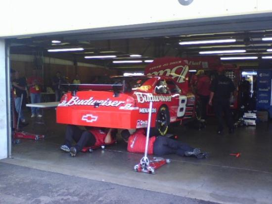 ลูดอง, นิวแฮมป์เชียร์: Dale JR at New Hampshire Speedway