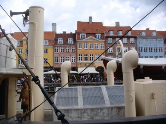 โคเปนเฮเกน, เดนมาร์ก: New Port Of The King