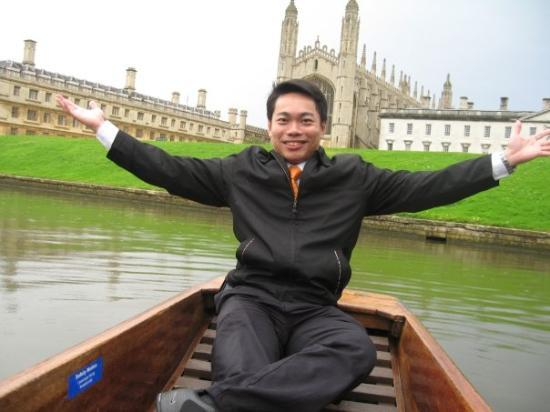 เคมบริดจ์, UK: TRINITY COLLEGE, CAMBRIDGE