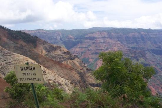 Waimea Canyon ภาพถ่าย
