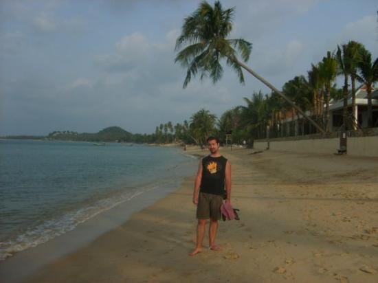 เกาะสมุย, ไทย: Koh Samui. Mae Nam Beach. Livin the life