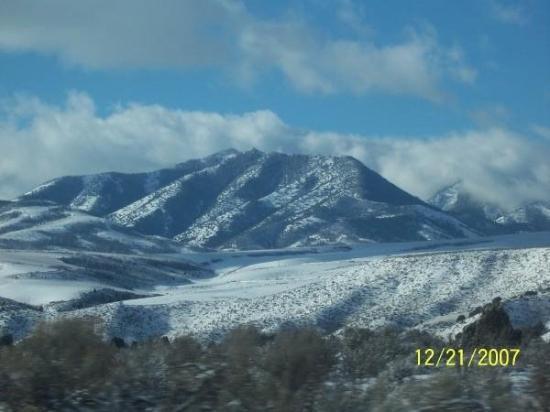 เซนต์จอร์จ, ยูทาห์: Dec 21, 2007. Utah, USA