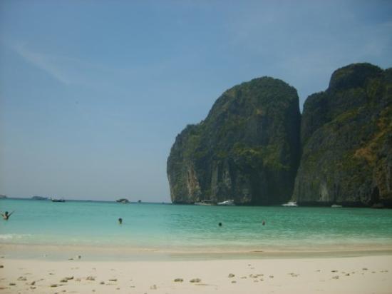 เกาะพีพีดอน, ไทย: Phi-Phi and Krabi. More of Maya Bay.