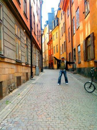 Stockholm Old Town: Stockholm