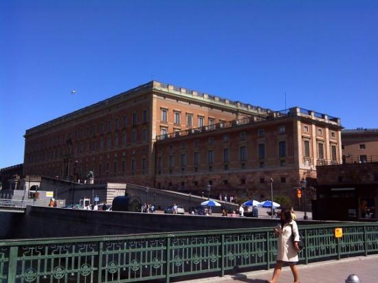 พระราชวังหลวง: Stockholm