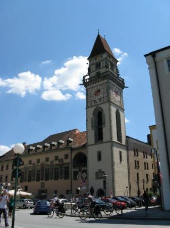 พัสเซา, เยอรมนี: Passau