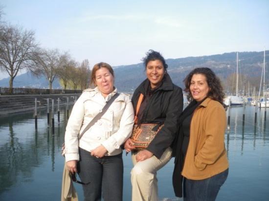 เบรเกนซ์, ออสเตรีย: Las tres