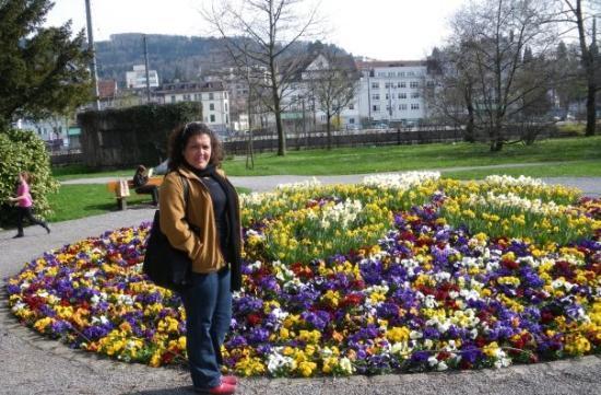 เบรเกนซ์, ออสเตรีย: Flores.....hermosas!!